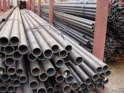 Труба бесшовная холоднокатаная стальная ст. 20, 35, 45 Киев