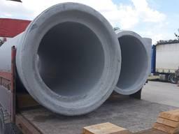 Труба бетонная безнапорная 60-2, 5 купить по хорошей цене завод