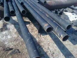 Труба бу демонтажная 159х4,5, 5 мм