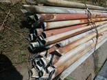 Труба для столбиков Ф60мм
