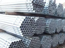 Стальная труба круглая металлическая сталь 3
