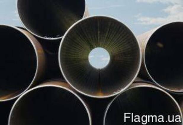 Труба ф 160 (5) черный металл