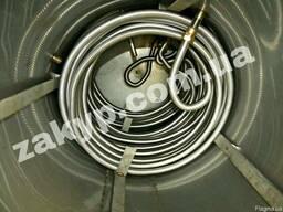 Труба гофрированная не отожженная 20 мм из нержавейки