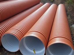 Труба канализационная 200, 300, 400, 500, 600, 800, 1000 мм