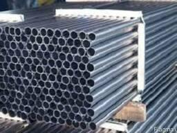 Труба круглая алюминиевая 55х2, 5мм