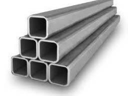 Труба прямокутна алюминиевая 30х20х1. 5 мм б. п / анод