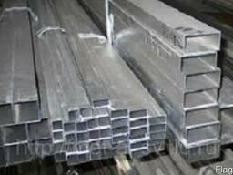 Труба квадратная алюминиевая 40х40х3 мм