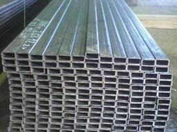 Профильная труба ГОСТ AISI 304 из нержавеющей стали