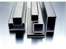 Труба алюминиевая квадратная ПАК-0032 15х15х0.95 / AS
