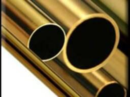 Труба латунна ЛС59-1 31х4, 5мм