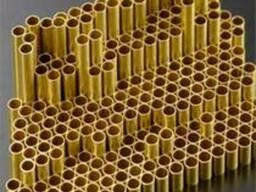 Труба латунная 1х15 мм длина 5000 мм ЛС-59