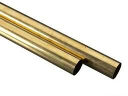 Труба латунная Л63 14х1, 5 мм