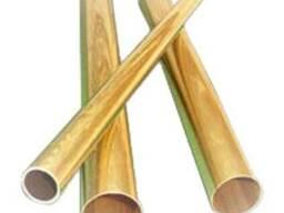 Труба латунная Л63 ф 42*1, 0*3000мм