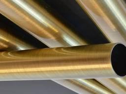 Труба ЛС59 латунь 14х1, 5 мм