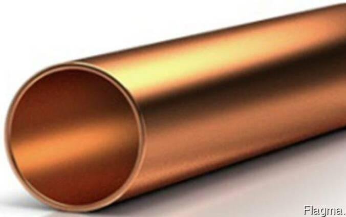 Труба медная М1 15х3,5 в мягкая