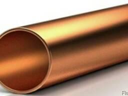 Труба медная М1 15х3, 5 в мягкая