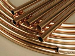 Труба медная мягкая 6, 35х0, 8 мм, труба кондиционерная