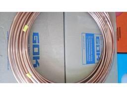 EN Труба мідна комплектувальна діаметр 8 мм товщина стінки 1 мм 0036
