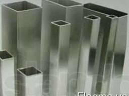 Труба н/ж прямоугольная 25х25х1,0 240G AISI 201