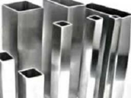 Труба нержавейка профильная 30х20х1, 5 мм (зеркальная)