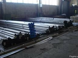 Труба нержавеющая 19Х2, 0 EN 10216-5/ASTM A312
