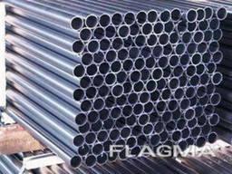 Труба н/ж 32х2, 0 круглая матовая AISI 304 сталь. ..