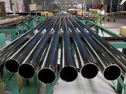 Труба алюминиевая ф8х2 Д16Т