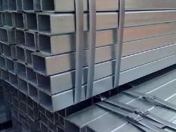 Труба бесшовная квадратная сталь 45 30ХГСА 65г
