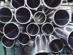 Труба нержавіюча кругла полірована 08Х18Н10 14, 0х1, 0
