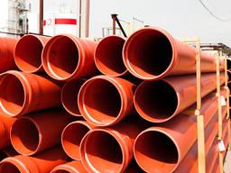 Труба НПВХ для зовнішньої каналізації