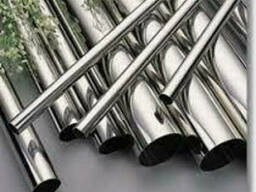 Труба полированная н/ж 32х2, 0 мм AISI 304