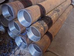 Труба обсадна сталева для свердловин