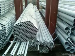 Труба стальная оцинкованная 133х4 ГОСТ 10705 купить цена