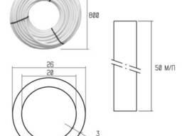 Труба PE-AL-PERT Icma 26х3 мм, 50 м №P199
