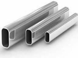 Труба 70х11х1, 2 сварная стальная плоскоовальная