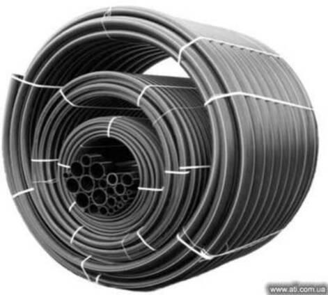 Труба полиэтиленовая д.50мм - 14,60гр