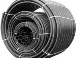 Труба полиэтиленовая д. 50мм - 14, 60гр