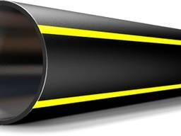 Труба полиэтиленовая газовая ПЭ 100 SDR 17, 6 диаметр 200 м