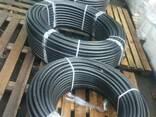 Труба полиэтиленовая ПЭ 80 диаметр 32мм от производителя - фото 1