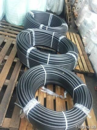 Труба полиэтиленовая ПЭ 80 диаметр 32мм от производителя