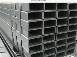Труба профильная 100х50х5 сталь-09Г2С