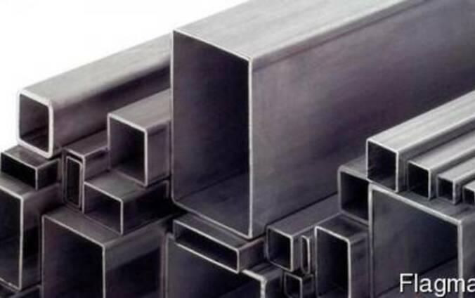 Прямоугольная стальная труба 80х80х 6 сталь 09Г2С