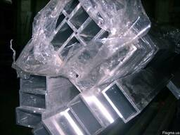 Алюминиевая профильная труба 12х12 15х15 АД31 30х30 60х40