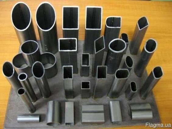 Профіль алюмінієвий ПАС-1865/3000мм БП(труба 15х15х1,5)