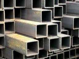 Труба профильная алюминиевая АД31; Ад0; 15х15х1,5мм ГОСТ цен