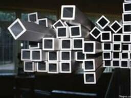 Труба профильная алюминиевая АД31; Ад0; 20х20х1, 5мм ГОСТ цен