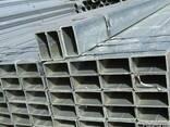 Труба профильная алюминиевая марка 6060 Т6 ( АД31Т ) - фото 1
