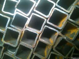 Труба профильная квадратная 40х40х2 мм мера 6 м
