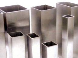 Труба AISI 304, 201 размер 10*10*1, 0 мм нержавеющая
