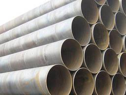 Труба электро-сварная 22х 1, 5мм порезка доставка